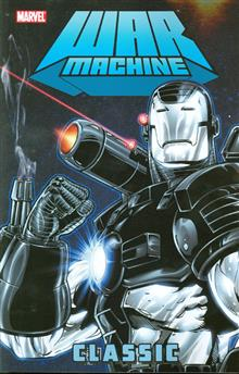 WAR MACHINE CLASSIC TP VOL 01