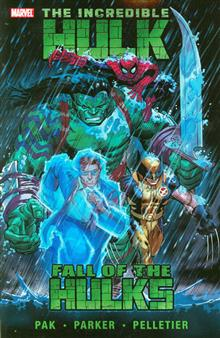 INCREDIBLE HULK TP VOL 02 FALL OF THE HULKS