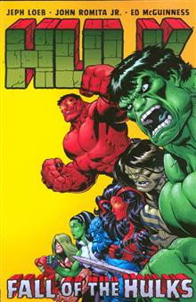 HULK TP VOL 05 FALL OF HULKS