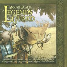 MOUSE GUARD LEGENDS O/T GUARD HC (C: 0-0-1)