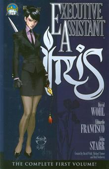 EXECUTIVE ASSISTANT IRIS TP VOL 01