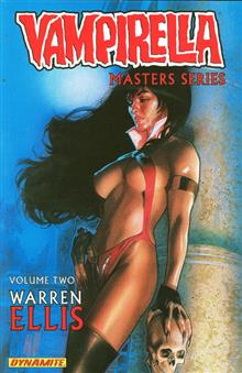 VAMPIRELLA MASTERS SERIES TP VOL 02 WARREN ELLIS