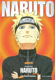 NARUTO ILLUSTRATION BOOK SC