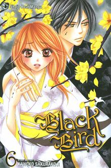 BLACK BIRD GN VOL 06