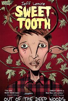 SWEET TOOTH TP VOL 01 OUT OF THE WOODS (MR)