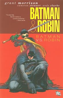 BATMAN AND ROBIN TP VOL 02 BATMAN VS ROBIN