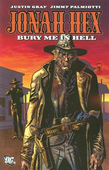 JONAH HEX BURY ME IN HELL TP