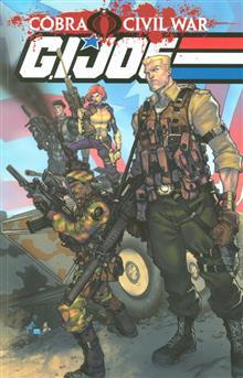 GI JOE V2 ONGOING TP VOL 01 COBRA CIVIL WAR