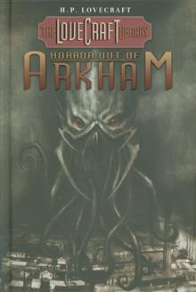 LOVECRAFT LIBRARY HC VOL 01 HORROR OUT OF ARKHAM