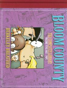 BLOOM COUNTY COMPLETE LIBRARY HC VOL 05