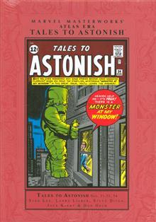 MMW ATLAS ERA TALES TO ASTONISH HC VOL 04