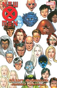 NEW X-MEN BY GRANT MORRISON GN TP BOOK 06