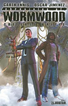 CHRONICLES OF WORMWOOD LAST BATTLE TP (MR)