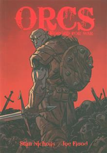 ORCS GN VOL 01 FORGED FOR WAR