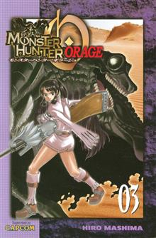MONSTER HUNTER ORAGE TP VOL 03 (MR)