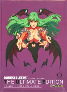 DARKSTALKERS ULTIMATE ED TP