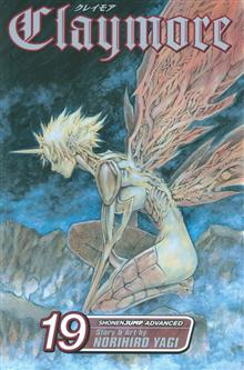 CLAYMORE GN VOL 19