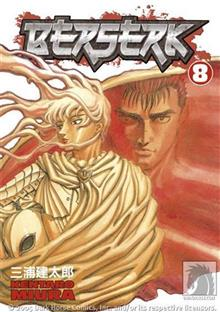 BERSERK TP VOL 08 (MR)