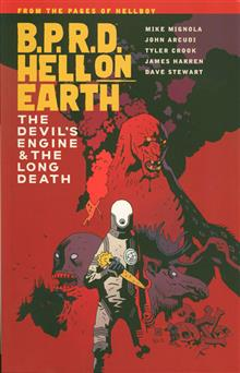 BPRD HELL ON EARTH TP VOL 04 DEVIL ENGINE & LONG D
