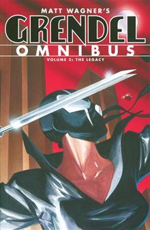 GRENDEL OMNIBUS TP VOL 02 LEGACY