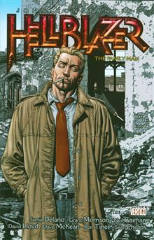 HELLBLAZER TP VOL 04 THE FAMILY MAN NEW ED (MR)