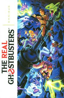 REAL GHOSTBUSTERS OMNIBUS TP VOL 01