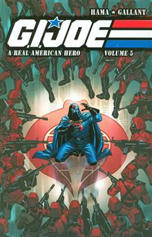GI JOE A REAL AMERICAN HERO TP VOL 05