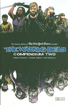 WALKING DEAD COMPENDIUM TP VOL 02 (MR)