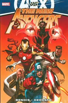 NEW AVENGERS BY BRIAN MICHAEL BENDIS PREM HC VOL 04