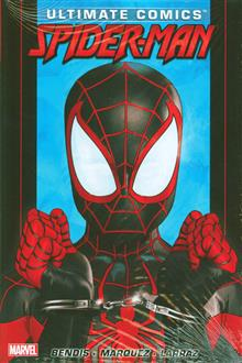ULT COMICS SPIDER-MAN BY BENDIS PREM HC VOL 03