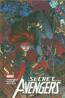SECRET AVENGERS BY RICK REMENDER PREM HC VOL 02 AV