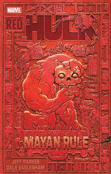 RED HULK TP MAYAN RULE