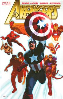 AVENGERS BY BRIAN MICHAEL BENDIS TP VOL 03