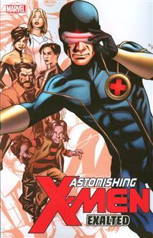 ASTONISHING X-MEN TP VOL 09 EXALTED