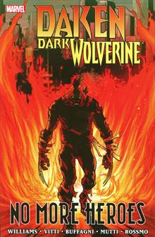 DAKEN DARK WOLVERINE TP NO MORE HEROES