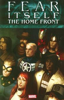 FEAR ITSELF TP HOME FRONT