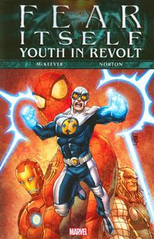 FEAR ITSELF TP YOUTH IN REVOLT