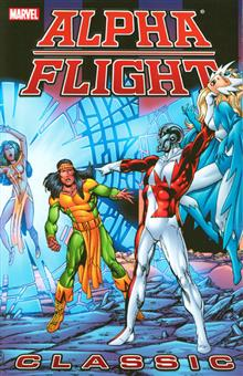 ALPHA FLIGHT CLASSIC TP VOL 03