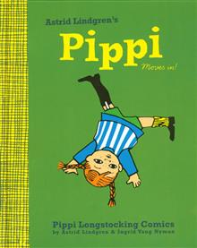 PIPPI LONGSTOCKING HC VOL 01 PIPPI MOVES IN