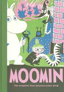 MOOMIN COMPLETE TOVE JANSSON COMIC STRIP HC VOL 02
