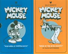 DISNEY MICKEY MOUSE BOX SET VOL 03 & 04