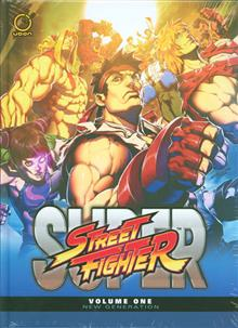 SUPER STREET FIGHTER GN VOL 01
