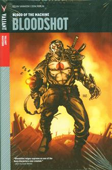 VALIANT MASTERS BLOODSHOT HC VOL 01