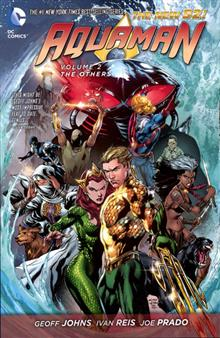 AQUAMAN TP VOL 02 THE OTHERS (N52)