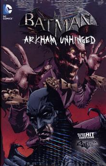 BATMAN ARKHAM UNHINGED HC VOL 03