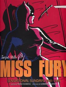 MISS FURY HC SENSATIONAL SUNDAYS 1941-1944