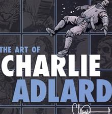 ART OF CHARLIE ADLARD HC (MR)