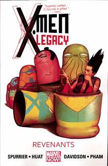 X-MEN LEGACY TP VOL 03 REVENANTS
