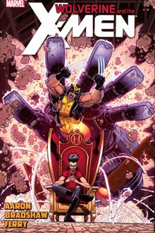 WOLVERINE AND X-MEN BY JASON AARON TP VOL 07