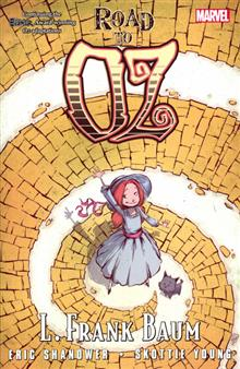 OZ ROAD TO OZ GN TP